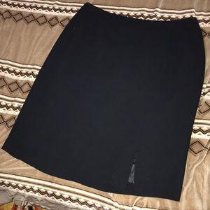 Vintage 80's J. G. Hook Business Skirt